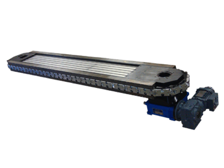 Precision Index Conveyor Carousel Orientation