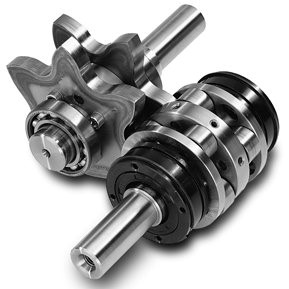 flat-cam rotary index table drive